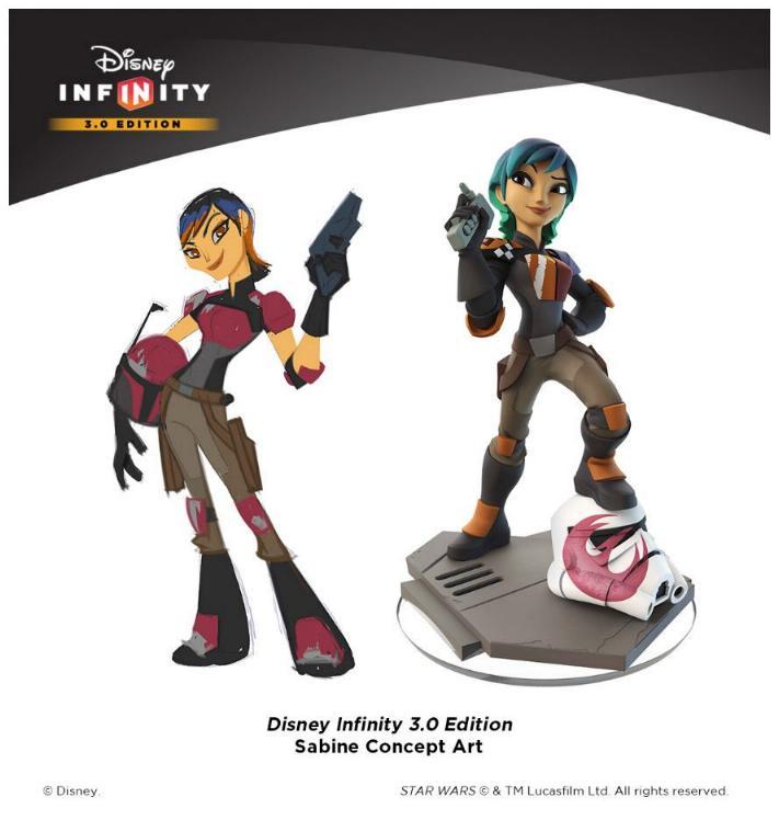 Disney Star Wars Infinity 1.0, 2.0 et 3.0 Star Wars Disney25