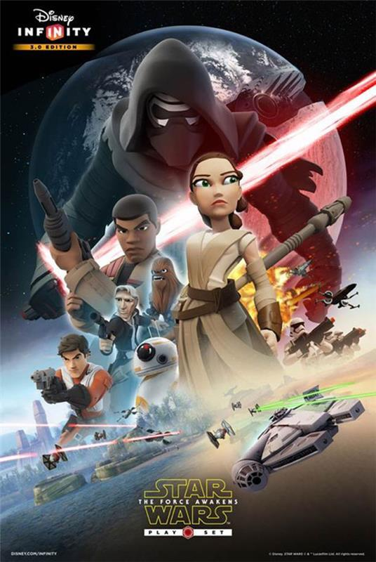 Disney Star Wars Infinity 1.0, 2.0 et 3.0 Star Wars - Page 2 Disney36
