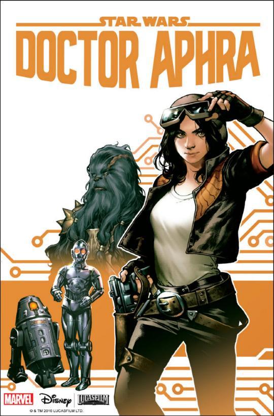 Marvel Star Wars Doctor Aphra Doc0110