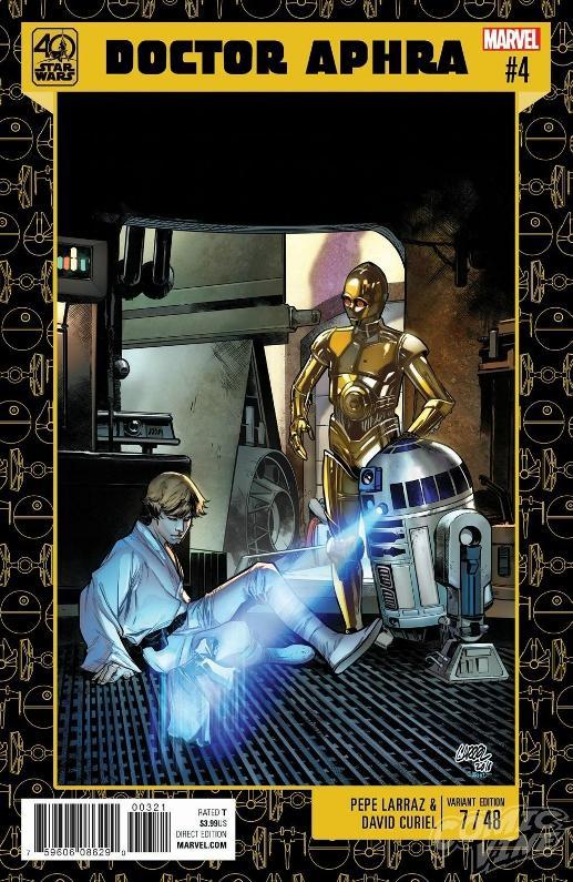 Marvel Star Wars Doctor Aphra Doc04a10