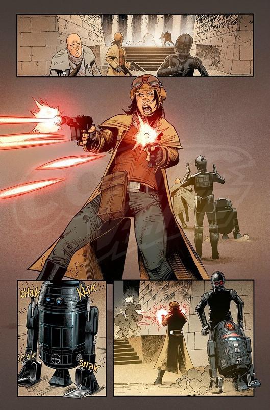 Marvel Star Wars Doctor Aphra Doc04d10