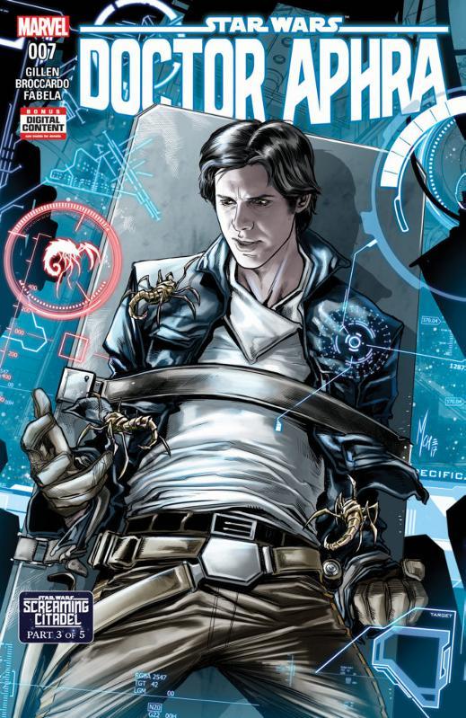 Marvel Star Wars Doctor Aphra Doc0710
