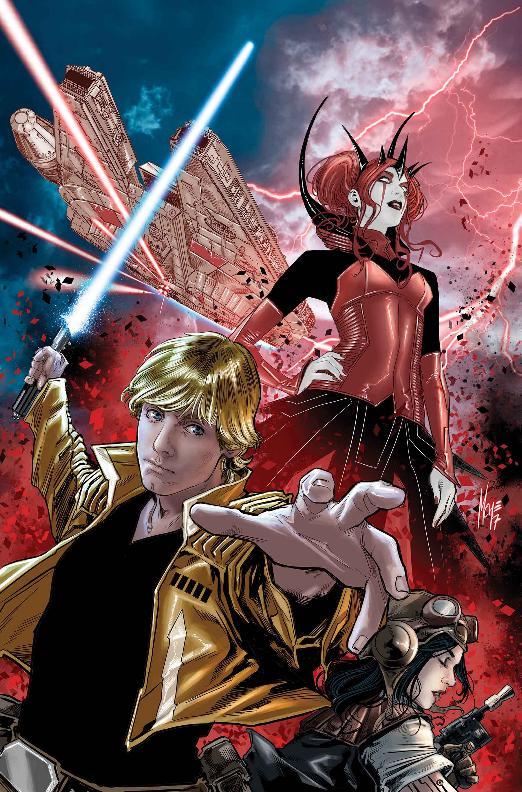 Marvel Star Wars Doctor Aphra Doc0810
