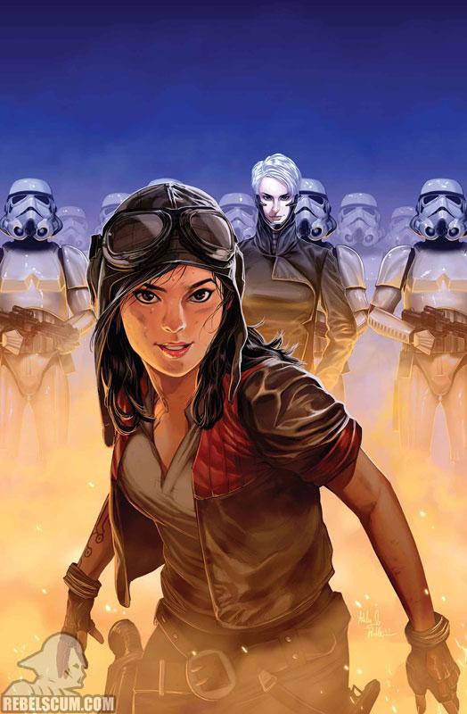 Marvel Star Wars Doctor Aphra Doctor11