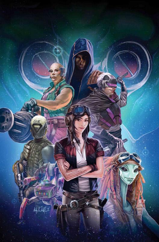 Marvel Star Wars Doctor Aphra Doctor12