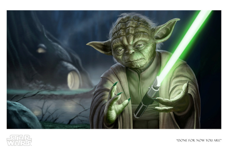 Artwork Star Wars - ACME - Done For Now... Done_f10