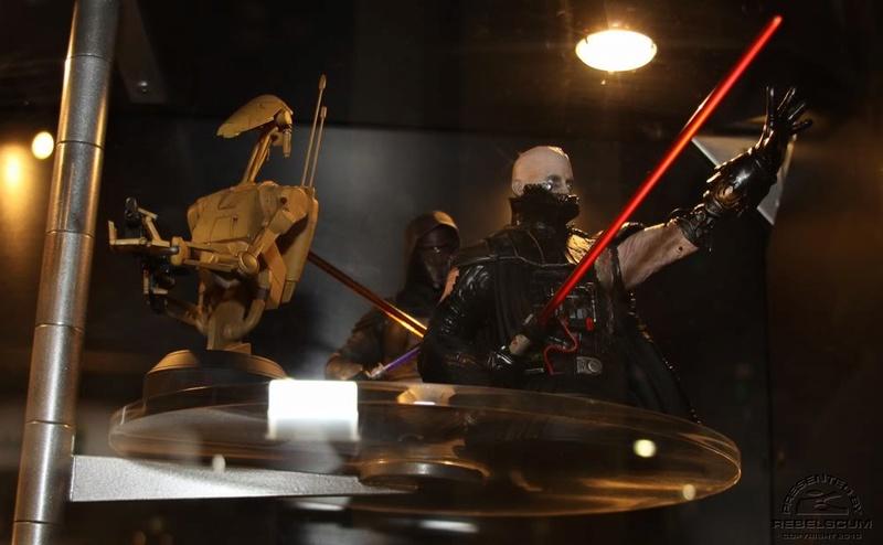 Gentle Giant - Darth Vader Force Unleashed Mini Bust Drathv10