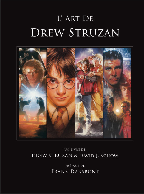 L'art de Drew Struzan - Edition Akileos Drew_s10