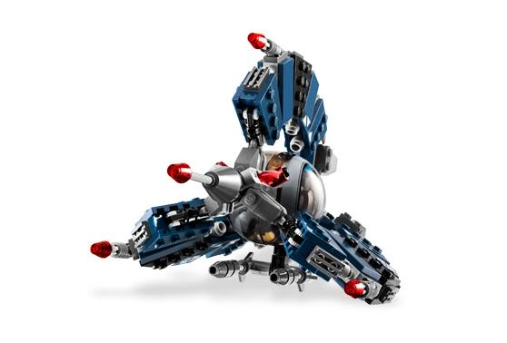 LEGO STAR WARS - 8086 - Droid Tri-Fighter Droid010