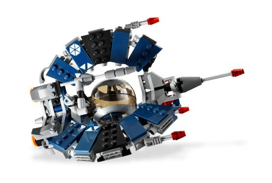 LEGO STAR WARS - 8086 - Droid Tri-Fighter Droid011
