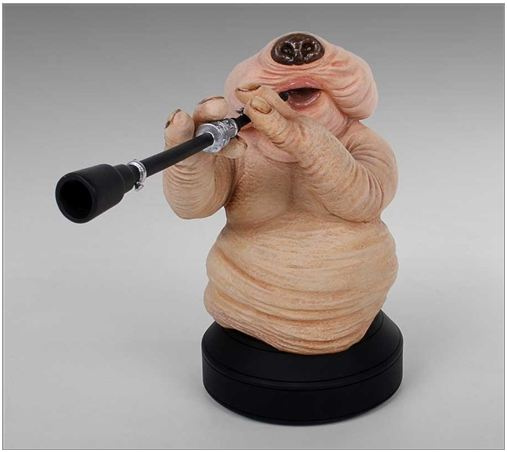 Gentle Giant - Droopy McCool Mini Bust Droopy12