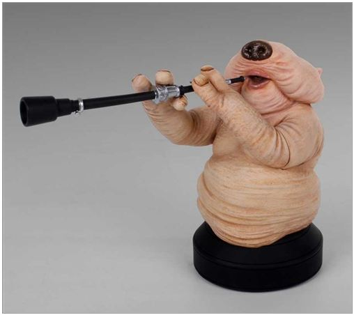 Gentle Giant - Droopy McCool Mini Bust Droopy14