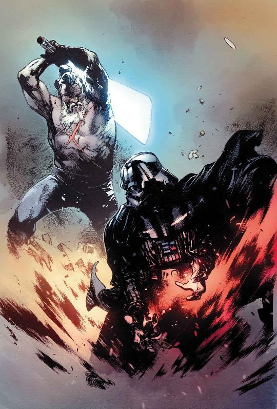 Marvel Comics US - DARTH VADER: DARK LORD OF THE SITH Dv0310