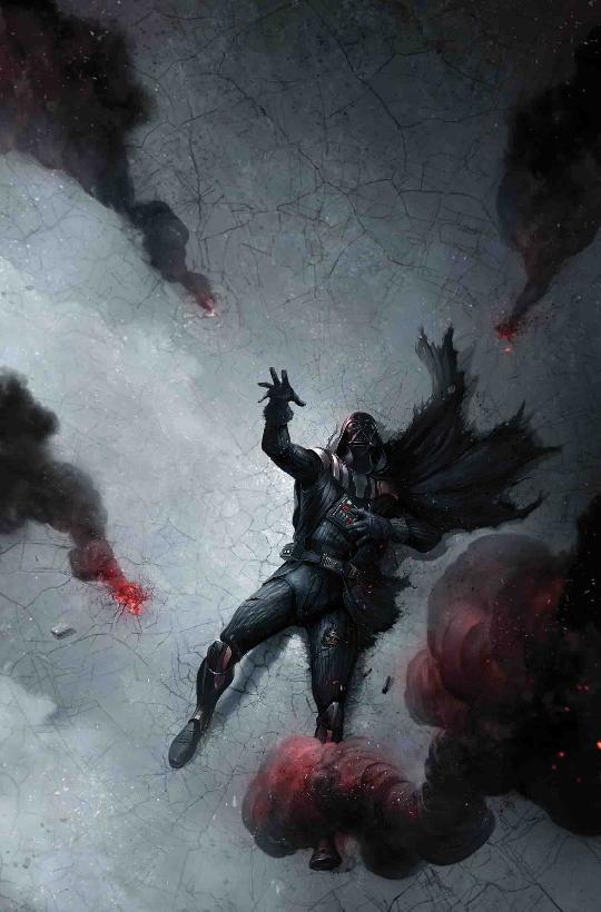 Marvel Comics US - DARTH VADER: DARK LORD OF THE SITH Dv0410