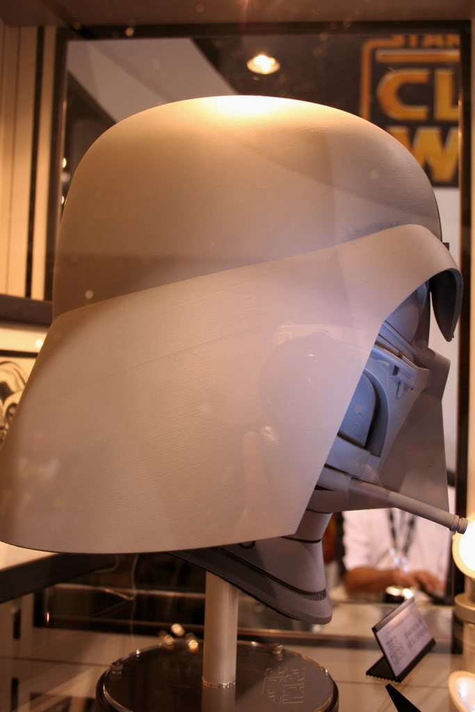 Efx - Darth Vader helmet - Ralph MC QUARRIE concept Dvc110