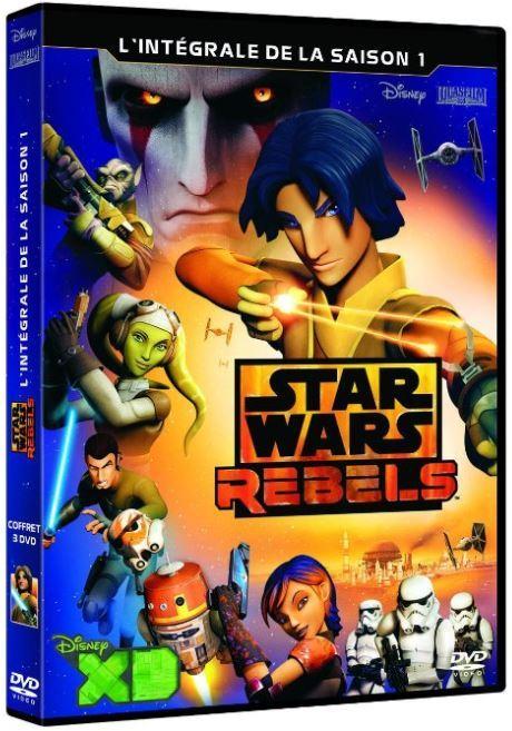 Star Wars Rebels DVD et Blu Ray. News, Infos. Dvds0110