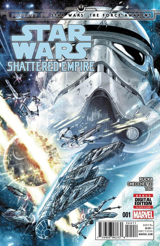 Marvel Comics US - Star Wars Shattered Empire  E0210