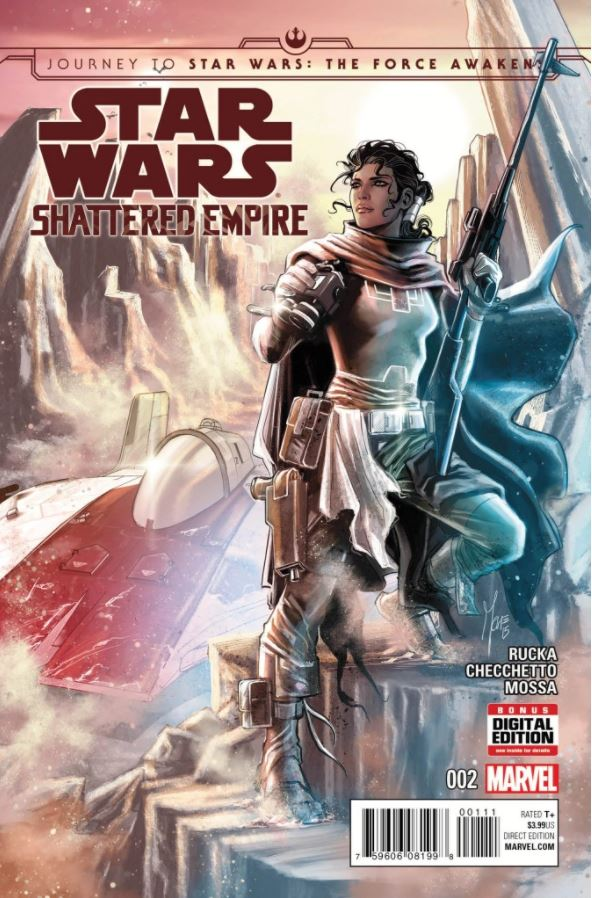 Marvel Comics US - Star Wars Shattered Empire  E0211