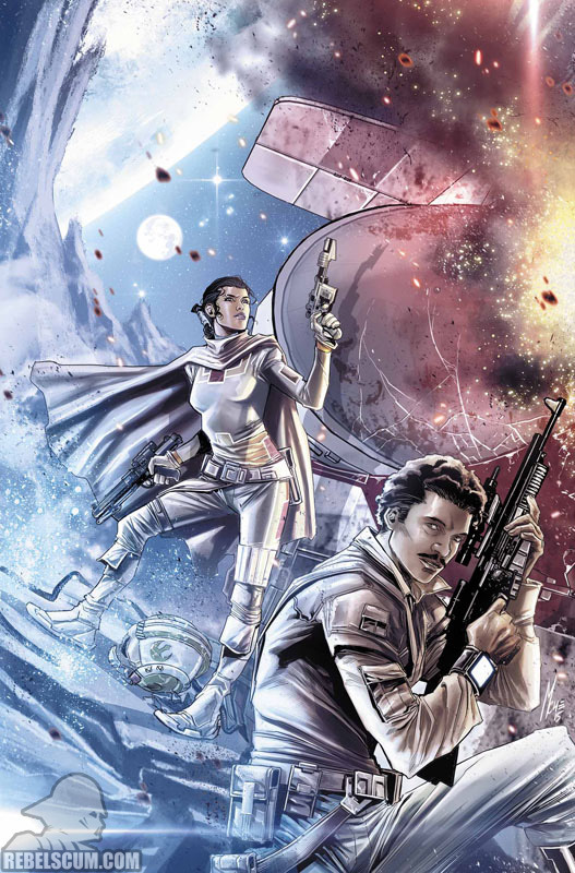 Marvel Comics US - Star Wars Shattered Empire  E0310