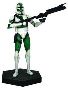 Gentle Giant - Clone Wars Maquette  Sgt Clone Trooper  E3c20310