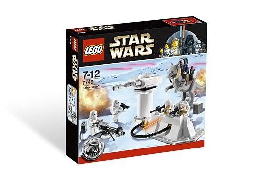 LEGO STAR WARS - 7749 - Echo Base Echo0210
