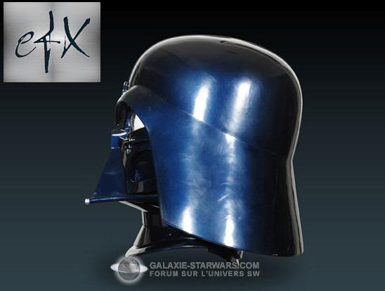 Efx - Darth Vader helmet - Ralph MC QUARRIE concept Efx0110