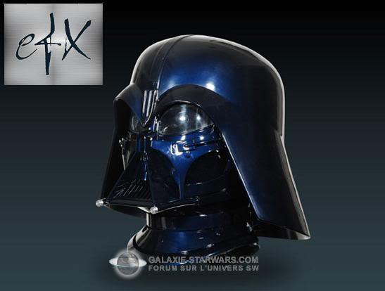 Efx - Darth Vader helmet - Ralph MC QUARRIE concept Efx0210
