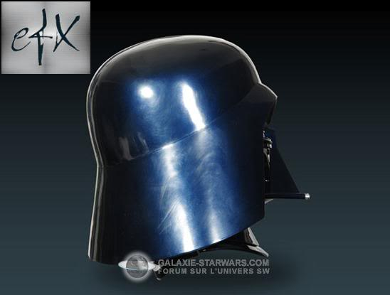 Efx - Darth Vader helmet - Ralph MC QUARRIE concept Efx0510
