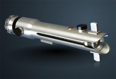 Efx - Ahsoka Lightsaber - Clone Wars Efx10011