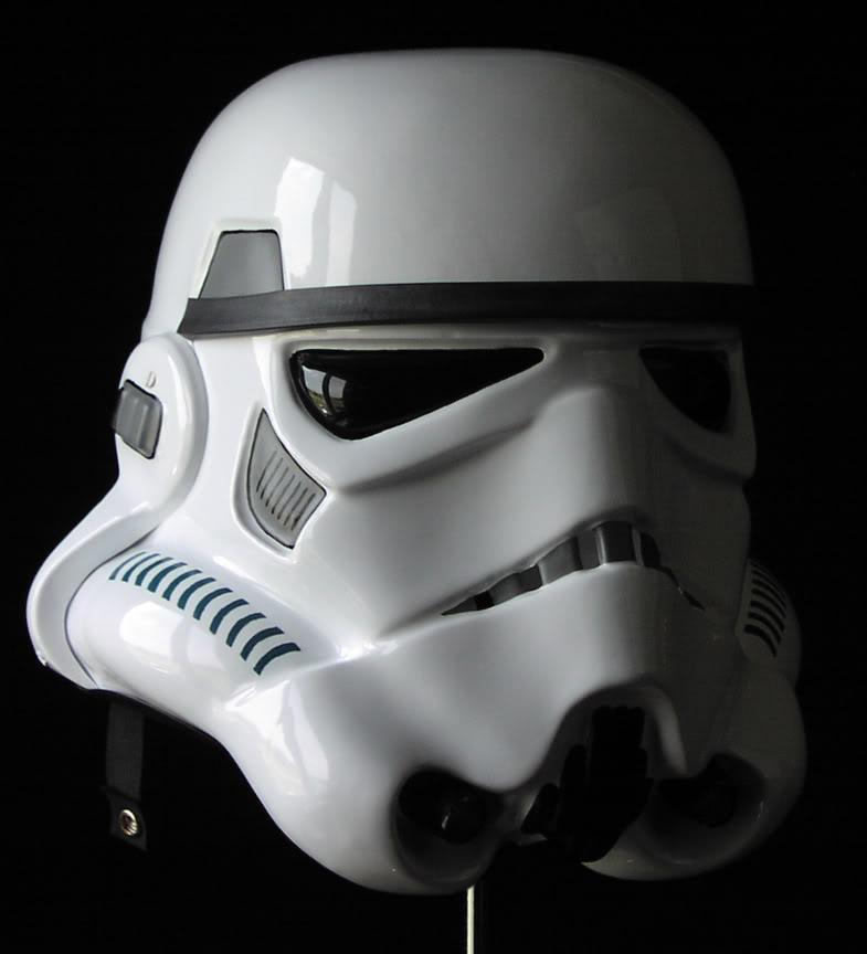 eFx -Stormtrooper Version Legend ANH - Helmet  Efx_he10