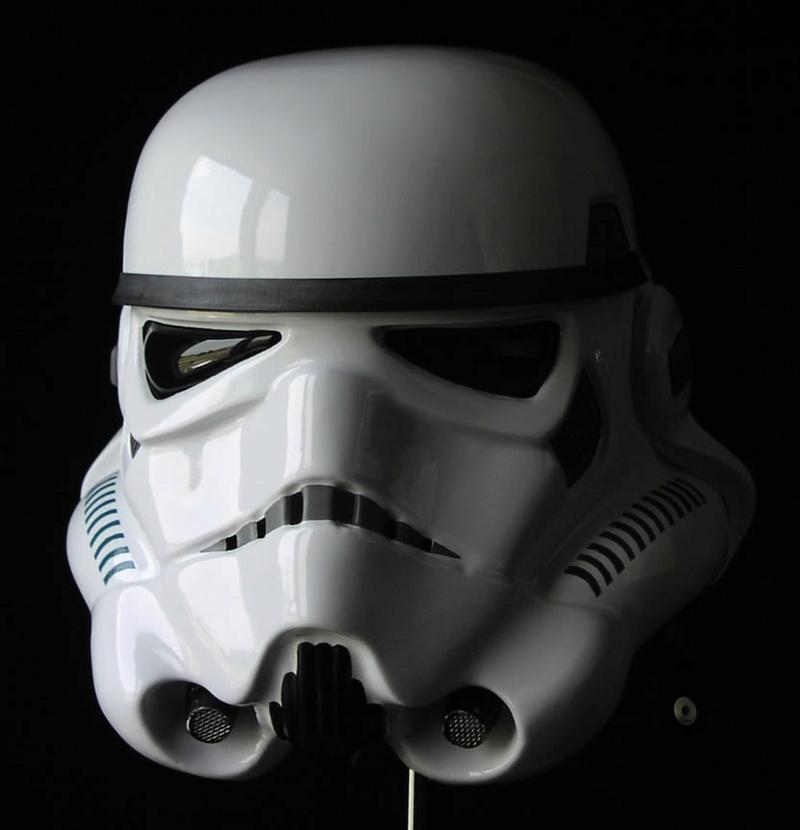 eFx -Stormtrooper Version Legend ANH - Helmet  Efx_he11