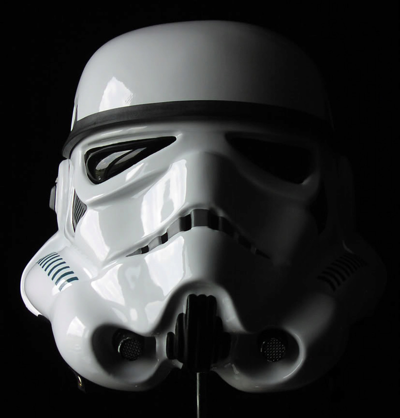 eFx -Stormtrooper Version Legend ANH - Helmet  Efx_he12