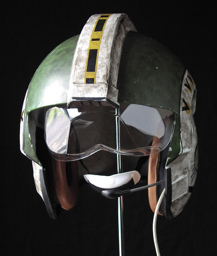 Efx - Wedge Antilles X-Wing Pilot  Helmet Efx_we10