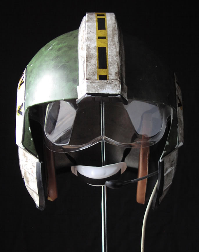 Efx - Wedge Antilles X-Wing Pilot  Helmet Efx_we11
