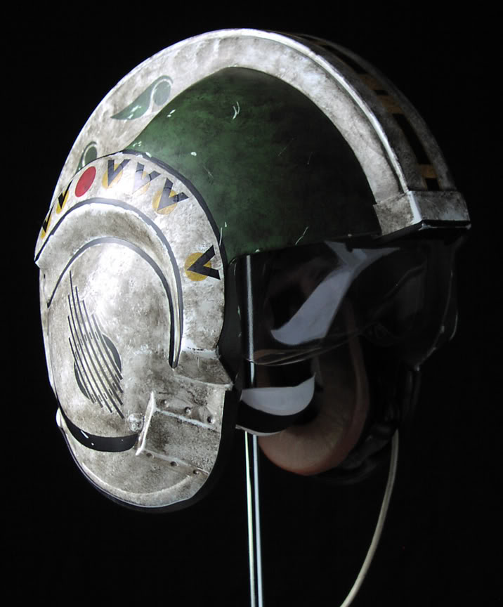 Efx - Wedge Antilles X-Wing Pilot  Helmet Efx_we12