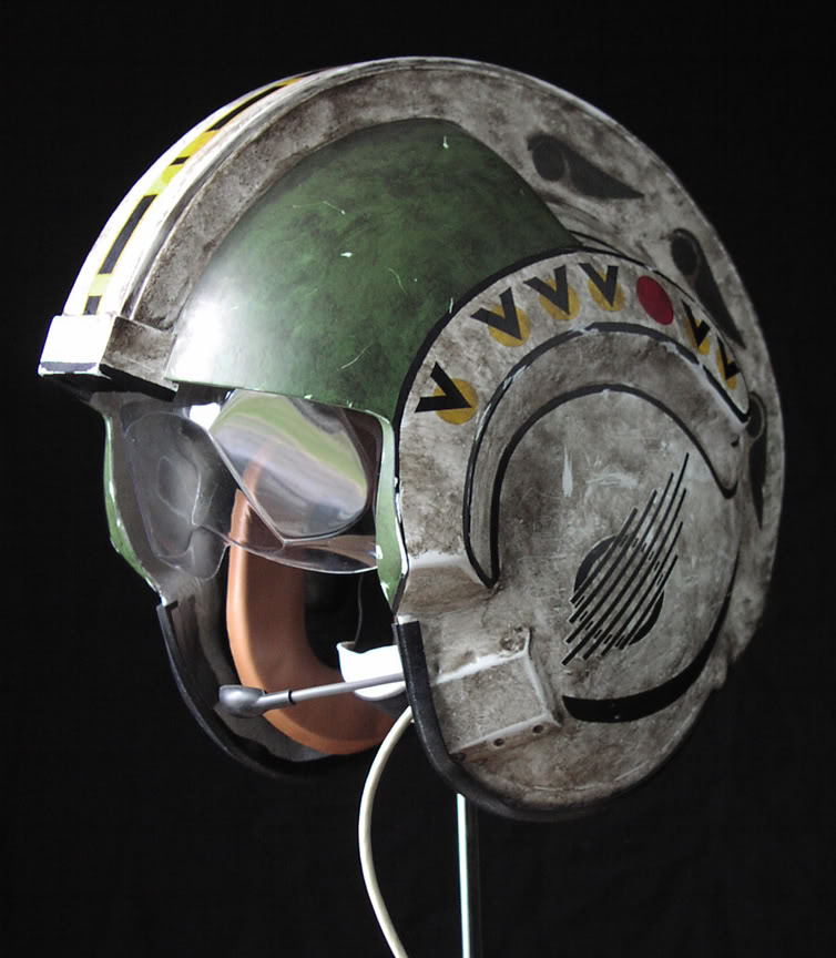 Efx - Wedge Antilles X-Wing Pilot  Helmet Efx_we13