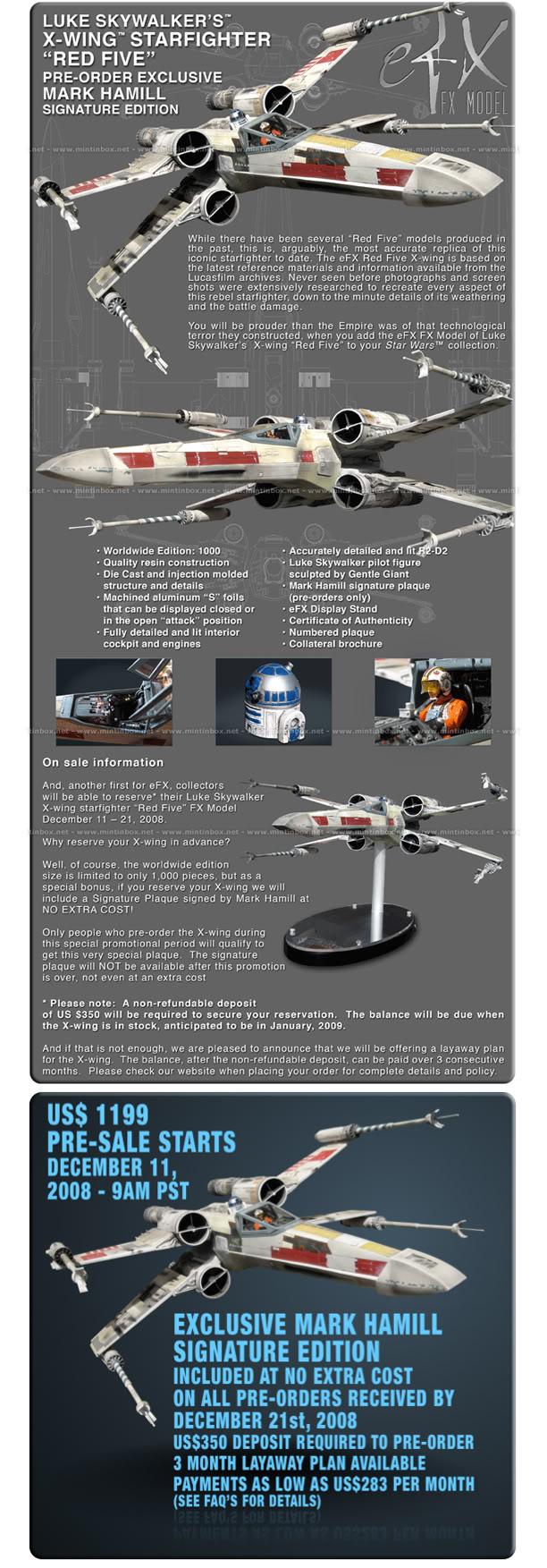 Efx -  luke skywalker red 5 X-wing - Page 2 Efx_xw10