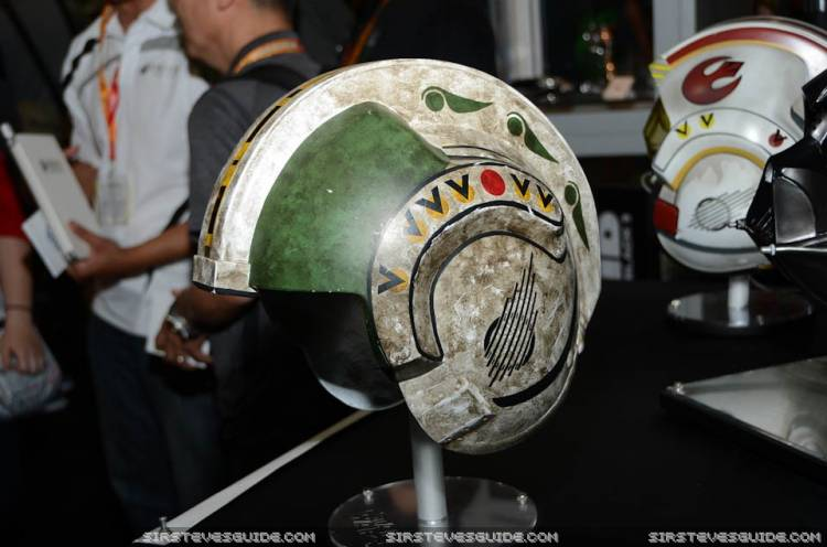 Efx - Wedge Antilles X-Wing Pilot  Helmet Efxant10