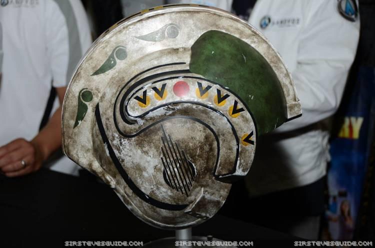 Efx - Wedge Antilles X-Wing Pilot  Helmet Efxant11