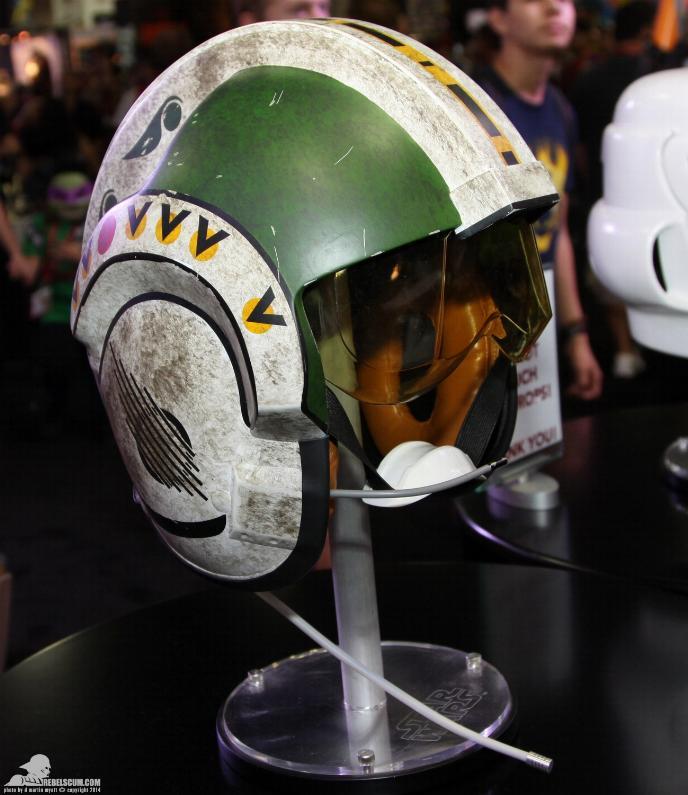 Efx - Wedge Antilles X-Wing Pilot  Helmet Efxant12