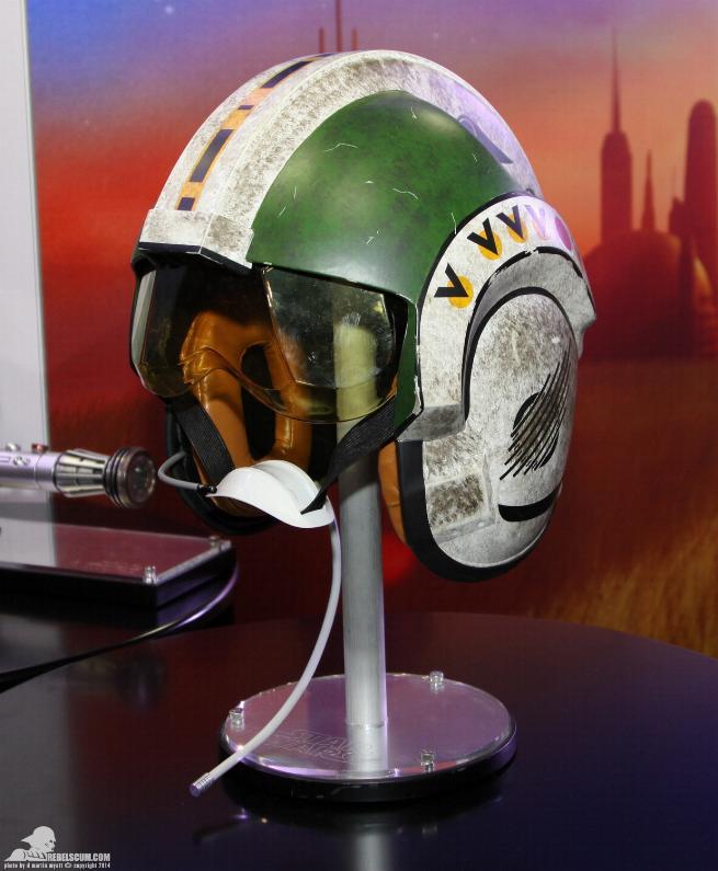 Efx - Wedge Antilles X-Wing Pilot  Helmet Efxant13