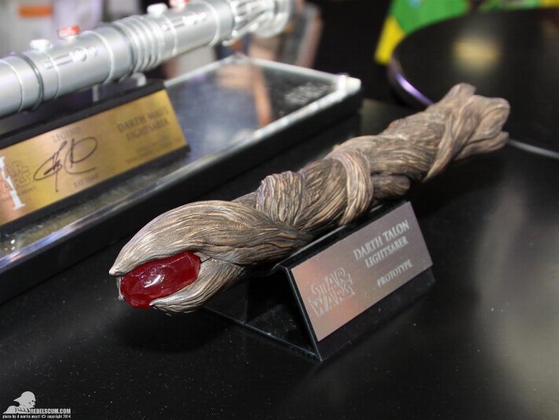 eFX Collectibles : Darth Talon Lightsaber Efxdar12