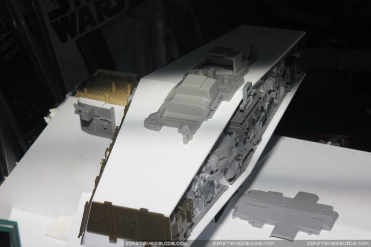 eFX - Imperial Star Destroyer Devastor FX model studio scale Efxdes10
