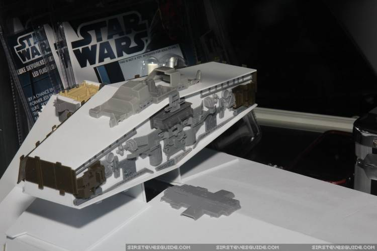 eFX - Imperial Star Destroyer Devastor FX model studio scale Efxdes12