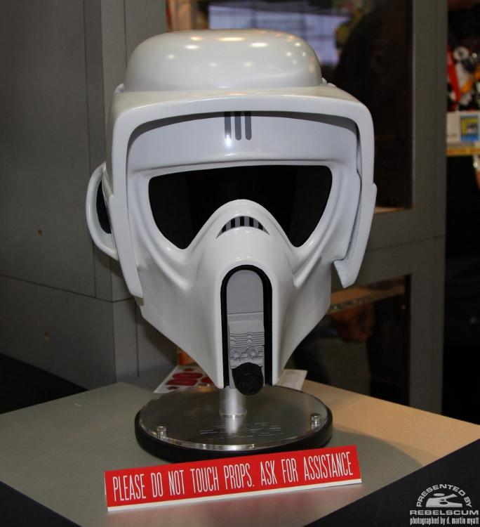 EFx -Scout Trooper Version Legend - Helmet   Efxsco16