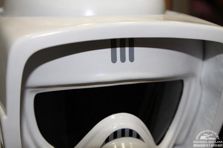 EFx -Scout Trooper Version Legend - Helmet   Efxsco20