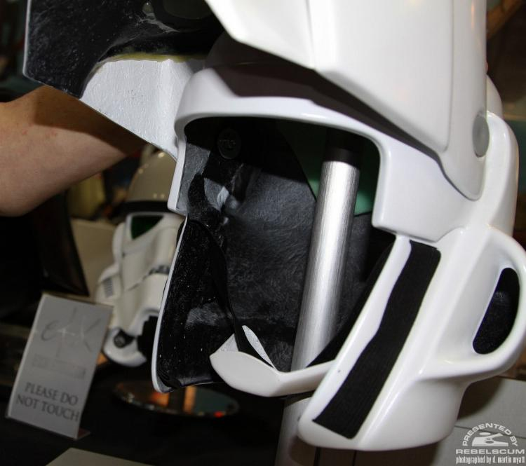 EFx -Scout Trooper Version Legend - Helmet   Efxsco21
