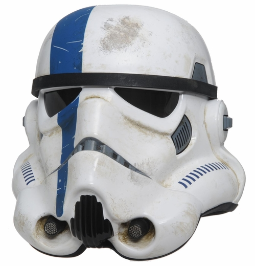 eFX Star Wars Force Unleashed STORMTROOPER COMMANDER Helmet Efxsto16