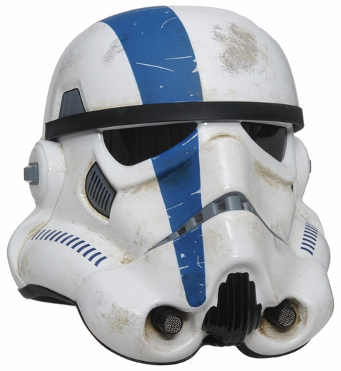 eFX Star Wars Force Unleashed STORMTROOPER COMMANDER Helmet Efxsto17