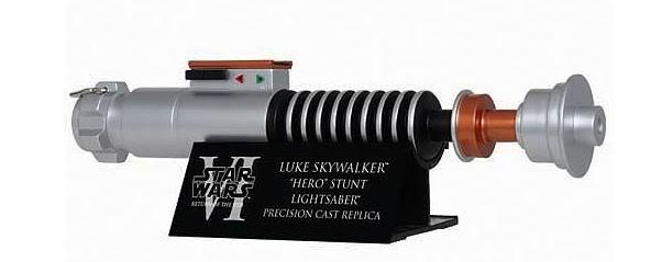 """eFx - Luke Skywalker Lightsaber """"Hero"""" - Stunt Replica Efxstu10"""